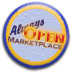 Always Open Marketplace link